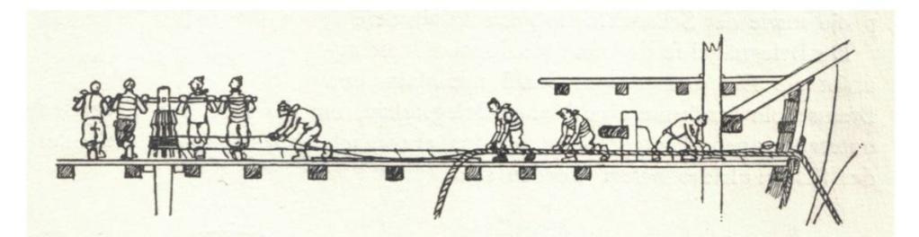 costruzione - costruzione di goletta, liberamente ispirata a piroscafo cannoniera del XIX secolo - Pagina 18 Getatt10