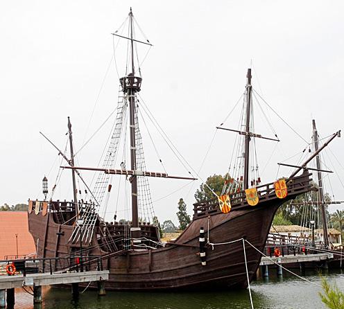 Le navi di Colombo Santam10