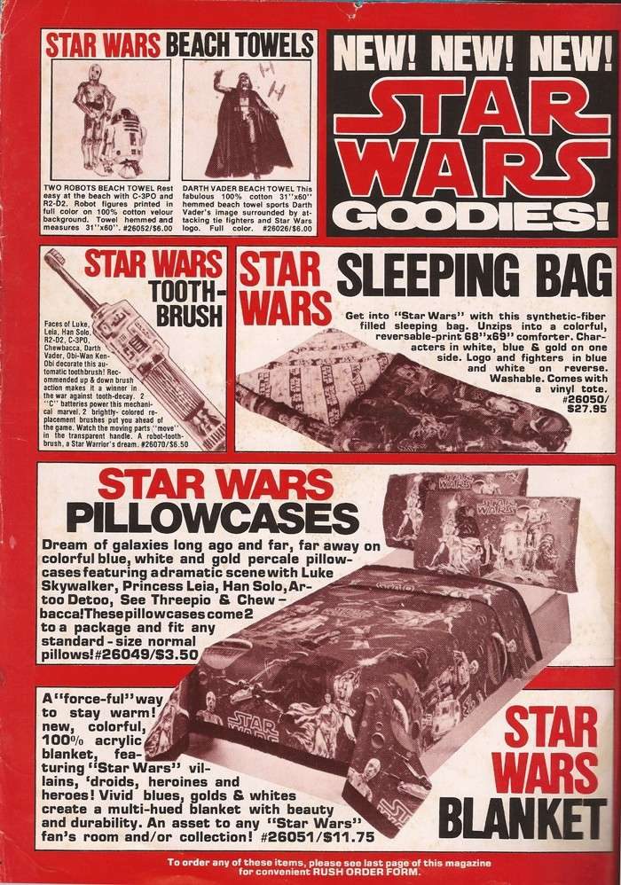 SW ADVERTISING FROM COMICS & MAGAZINES - Page 3 Creepy10