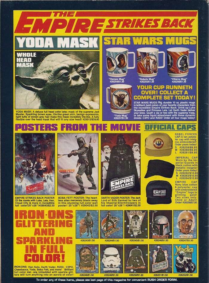 SW ADVERTISING FROM COMICS & MAGAZINES - Page 3 Creepy12