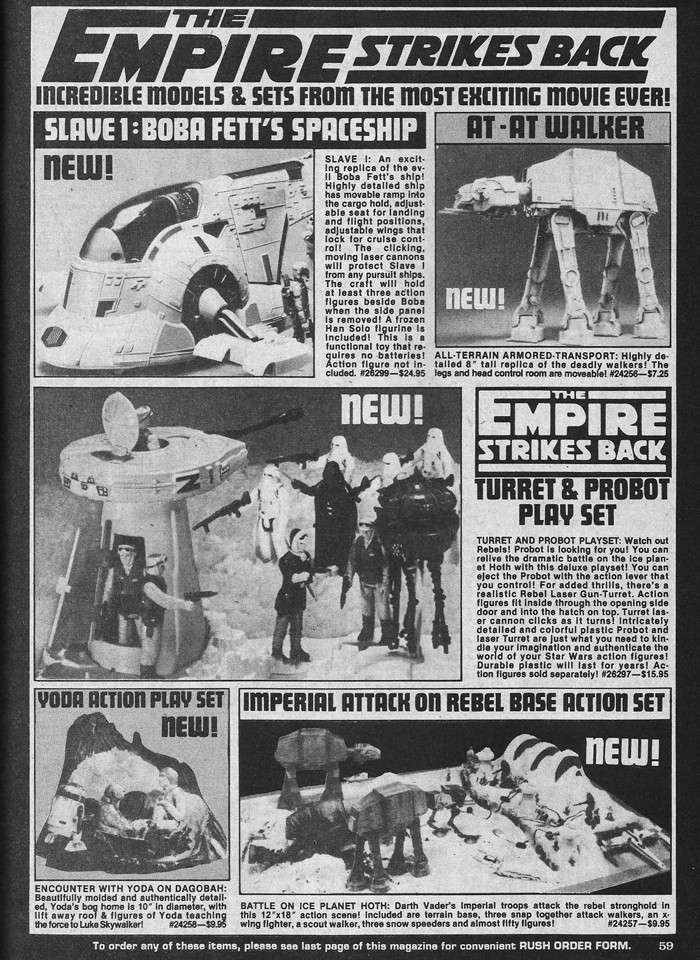 SW ADVERTISING FROM COMICS & MAGAZINES - Page 3 Creepy13