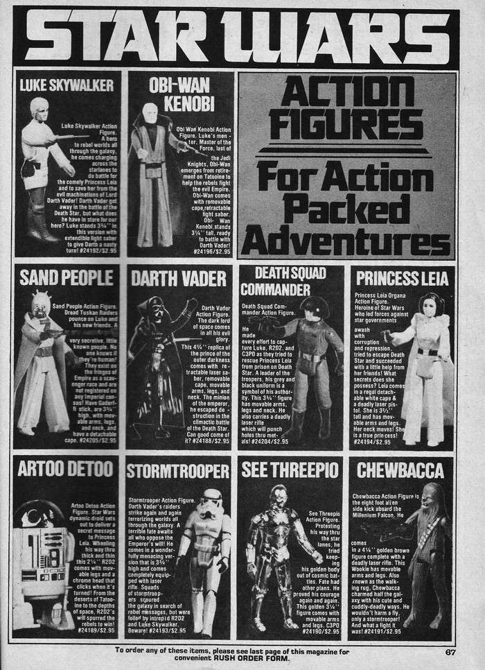 SW ADVERTISING FROM COMICS & MAGAZINES - Page 3 Creepy14