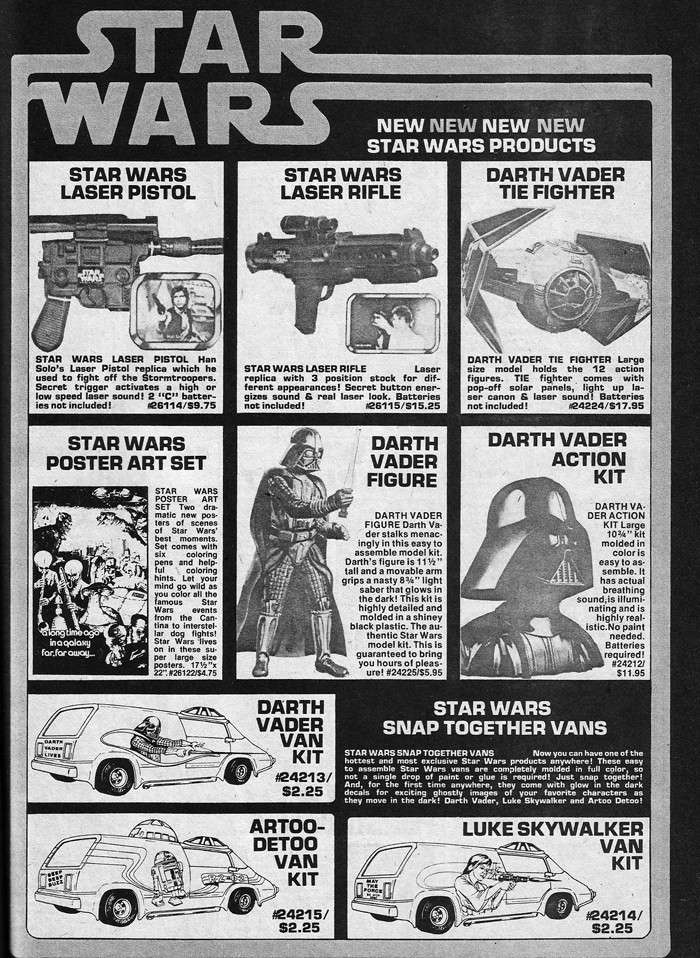 SW ADVERTISING FROM COMICS & MAGAZINES - Page 3 Eerie_11
