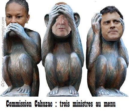 Affaire Cahuzac : Hollande a couvert son ministre pendant au moins 3 mois  Comiss10