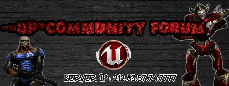 UT99 -=UP* Community Forum