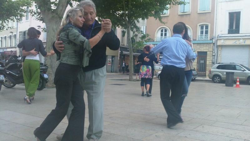 Los Jueves de Verano, 27 juin place des Clercs à Valence 100_0222