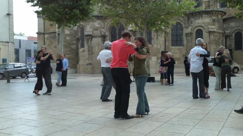 Los Jueves de Verano, 27 juin place des Clercs à Valence 100_0224