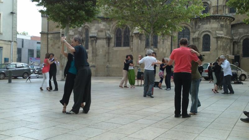 Los Jueves de Verano, 27 juin place des Clercs à Valence 100_0226
