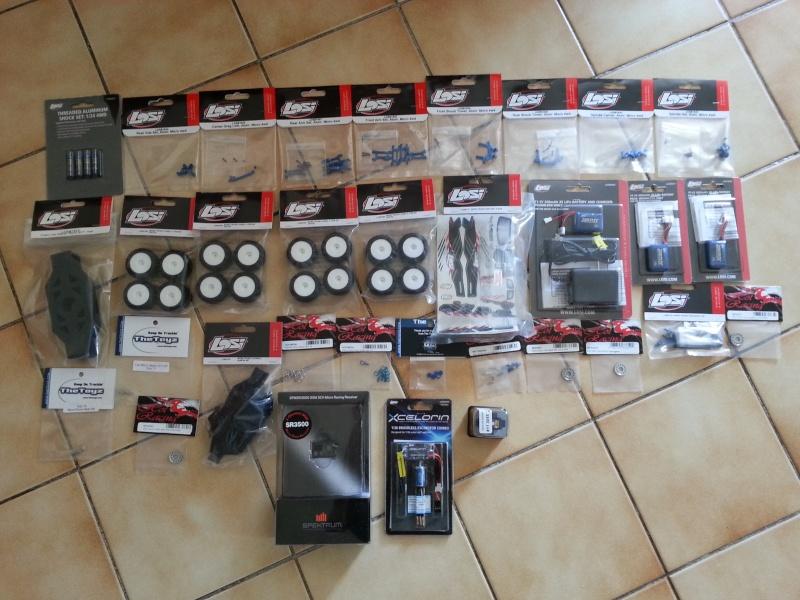 Projet Losi 1/24: Micro Truggy Xtrem ! 20130715