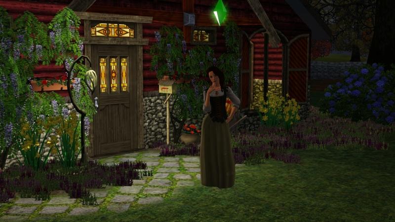 • Galerie d'animaux & de Sims de Nerwen • Screen16