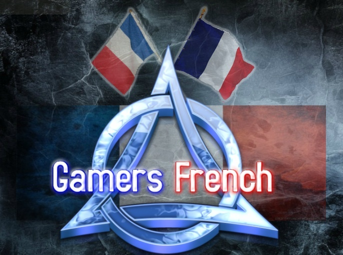 """Groupe """"Les Gamers French"""" Logo_310"""