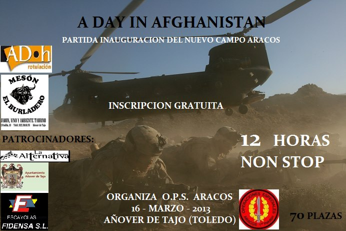 19/03/2013, A Day In Afghanistan Cartel10