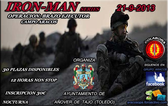21/09/2013, Iron Man Series, Operación Brazo Ejecutor Portad10