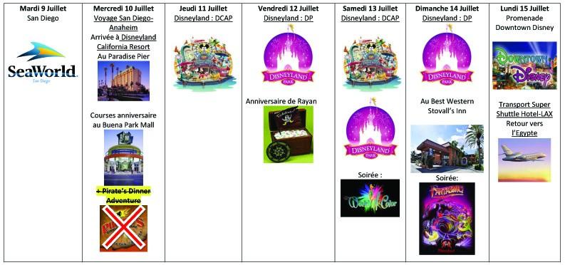 Notre inoubliable périple californien du 25 juin au 16 juillet 2013 (San Francisco, Yosemite, Los Angeles, Legoland, San Diego Zoo & SeaWorld et... DISNEYLAND!)  Voyage13