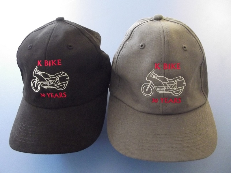 K Bike 30 Years Baseballcaps Second Shippment K_bike14