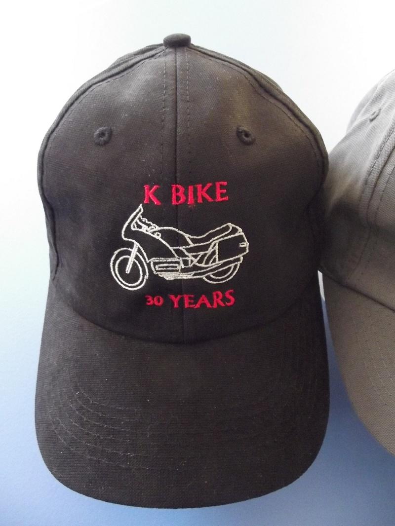 K Bike 30 Years Baseballcaps Second Shippment K_bike19