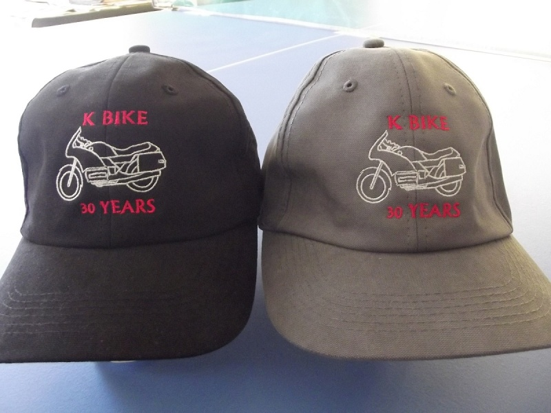 K Bike 30 Years Baseballcaps Second Shippment K_bike20