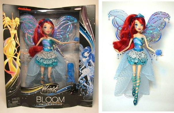 Winx Club Bloom Harmonix new doll! :D 4210