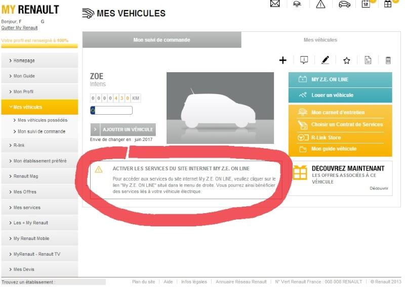 Connexion aux services Live instable Ze10