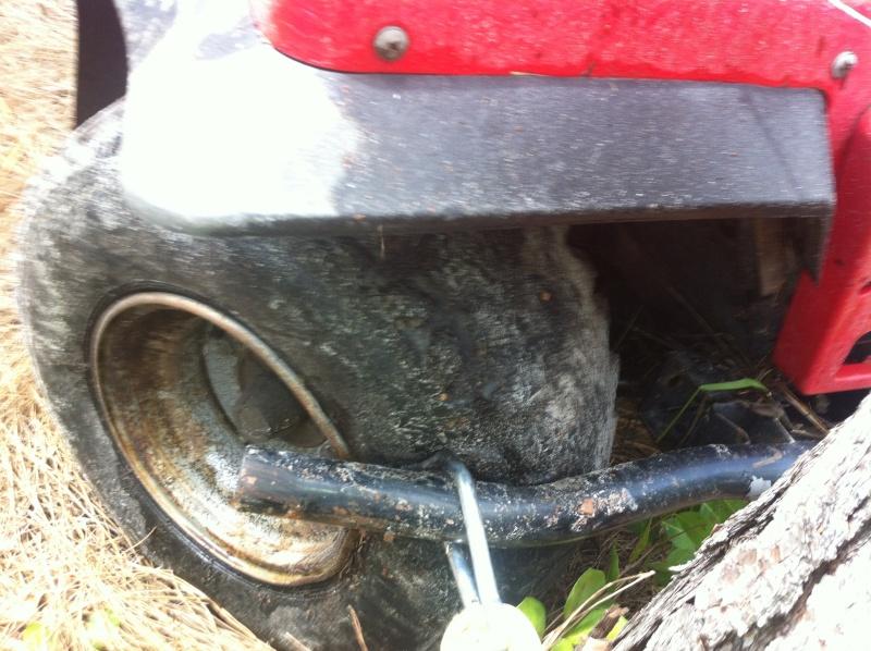 Kawasaki mule 2510 Corbett hunting buggy project Image52