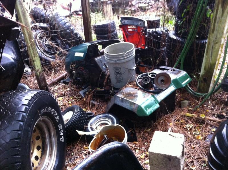 G1 monster mower Image98