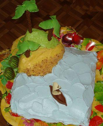 Украшение тортов 10_let10