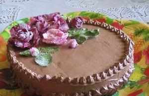 Украшение тортов D_02310