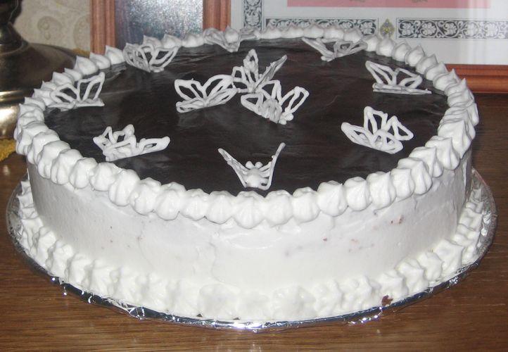 Украшение тортов Kl_00311