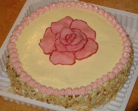Украшение тортов Klubny10
