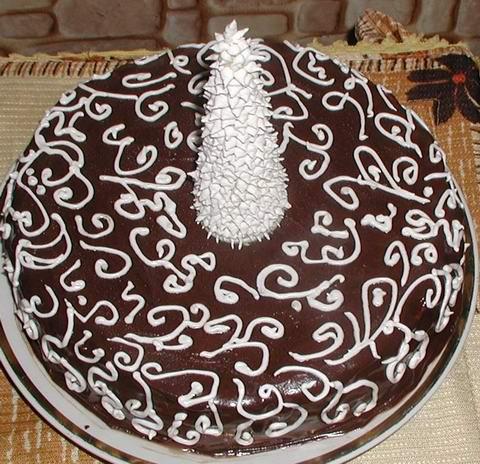 Украшение тортов Pyanay10