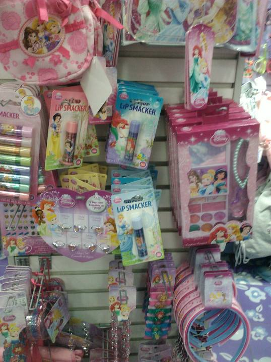 Disney Princesse dans les magasins Claire's 10024710