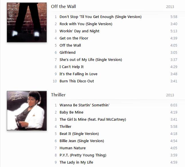 Michael Jackson - The Indispensable Collection (8 Albums) 2013 [iTunes Plus AAC M4A] - Album  113