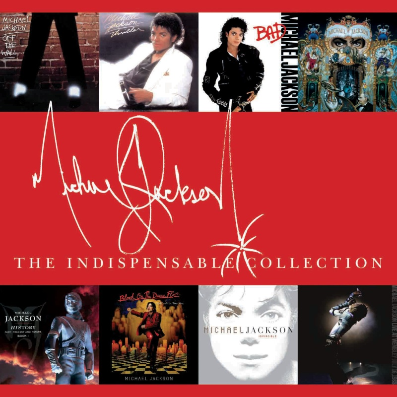 Michael Jackson - The Indispensable Collection (8 Albums) 2013 [iTunes Plus AAC M4A] - Album  38119010