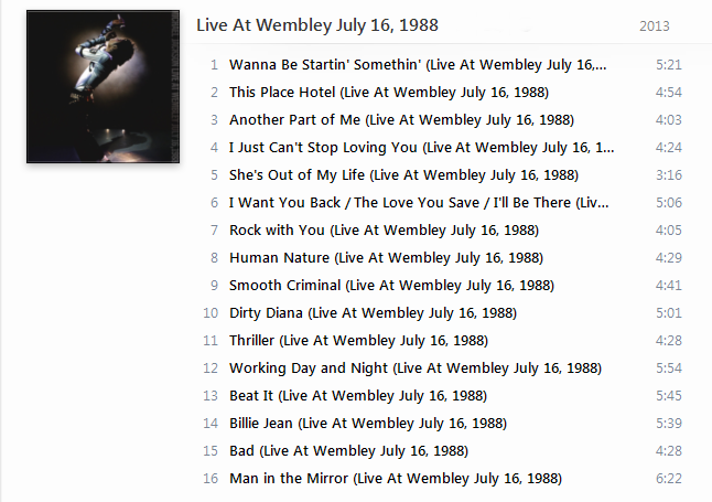 Michael Jackson - The Indispensable Collection (8 Albums) 2013 [iTunes Plus AAC M4A] - Album  810