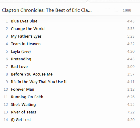 Eric Clapton - Clapton Chronicles: The Best of Eric Clapton [iTunes Plus AAC M4A] - Album - Page 2 Captur36