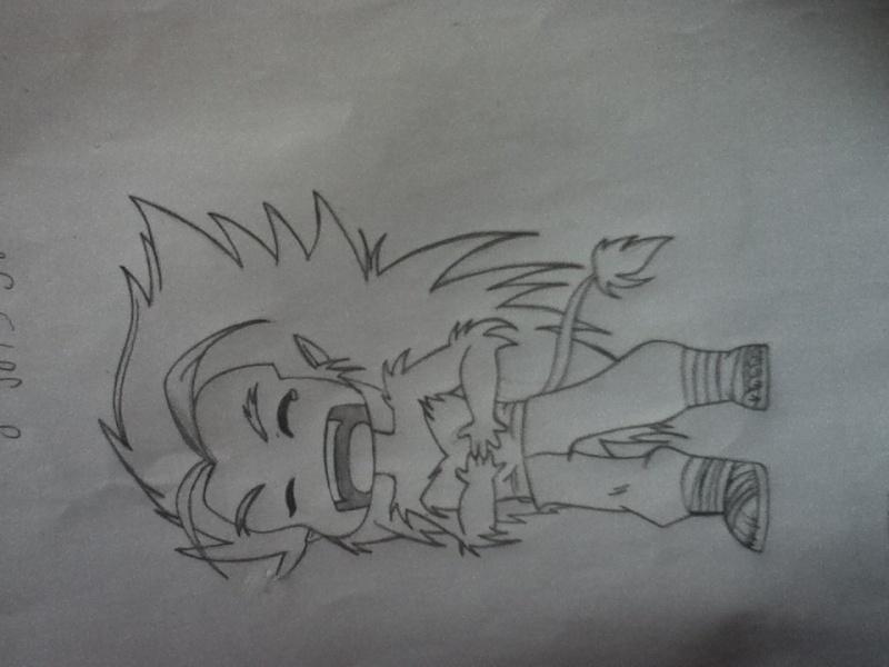 mes dessins :)  Gryf10