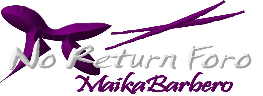 No Return Maika Barbero Foro