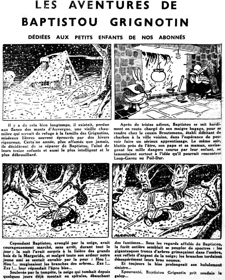 Marijac l'auvergnat - Page 6 Baptis13