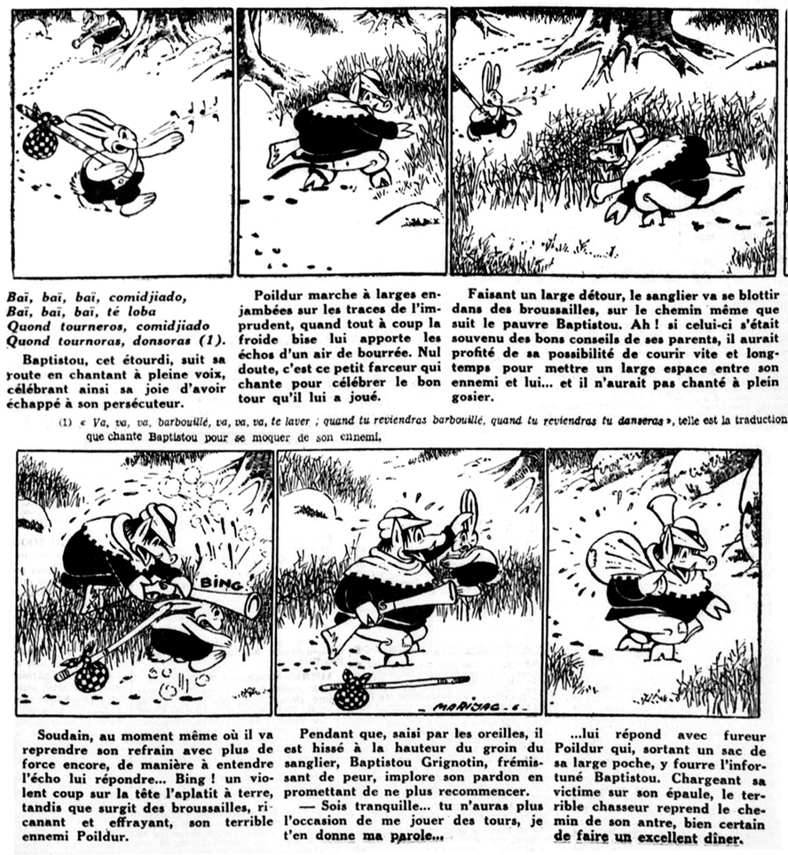 Marijac l'auvergnat - Page 6 Baptis17