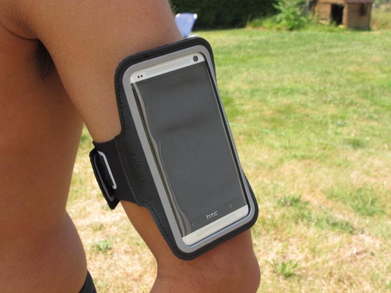 [ TEST] Housse brassard HTC One Img_6017