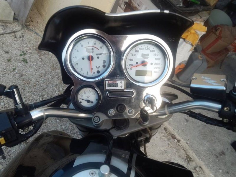 [TUB] montage compteur motogadget PRO 95473710