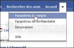 Vérifier les connexions à son compte Facebook - Tous les navigateurs Web  3352-210