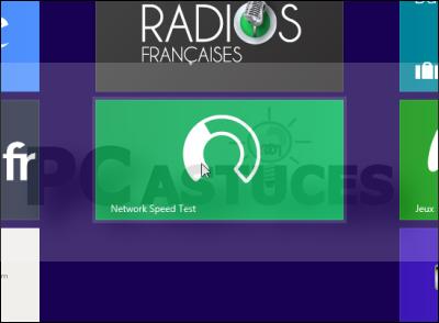 Astuce: Tester la vitesse de sa connexion internet (Windows 8) 3846-410