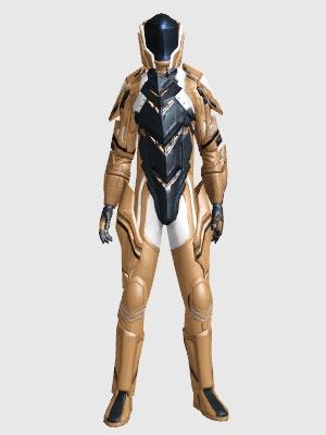 Liens d'armures et des figurines en impression 3D du jeu Star Trek Online Costum13