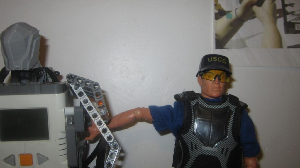 """[Terminé] Alpha Rex servant de banc d'essais des casques d'armures Terran Task Force """"CatAlphaFish"""" Img_7519"""