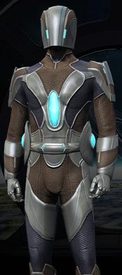 Liens d'armures et des figurines en impression 3D du jeu Star Trek Online Outfit11