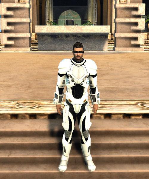 Liens d'armures et des figurines en impression 3D du jeu Star Trek Online R7442210