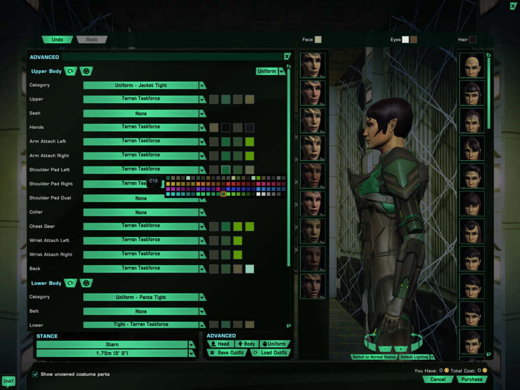 Service d'impression des personnages de Star Trek Online en 3D V8l3sx10