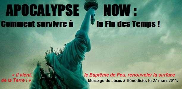 Apocalypse Now : Comment survivre à la Fin des Temps !