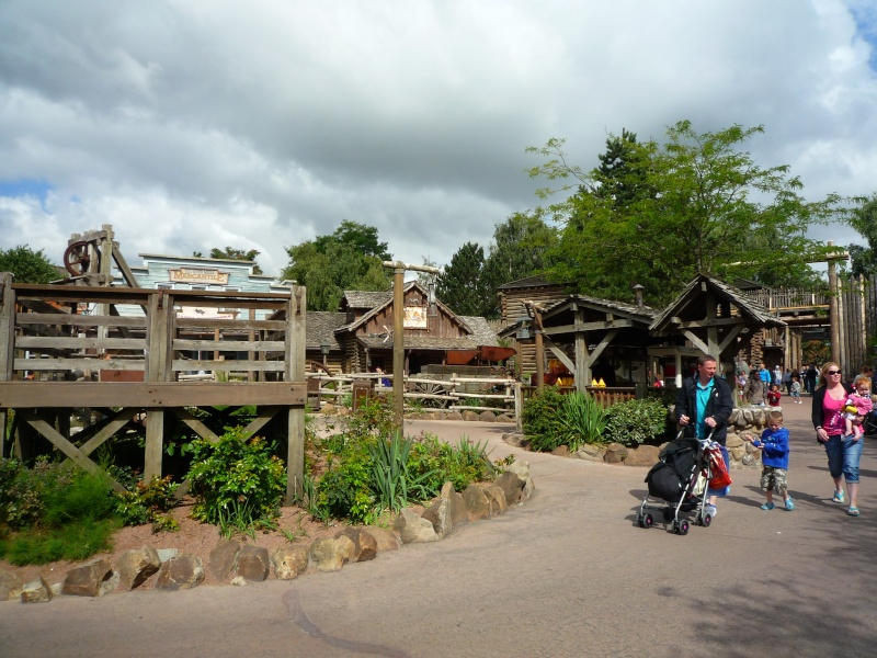 Séjour au Sequoia Lodge du 26 au 31 Aout 2012 (premier séjour pour ma chérie) - Terminé  - Page 5 P1020243
